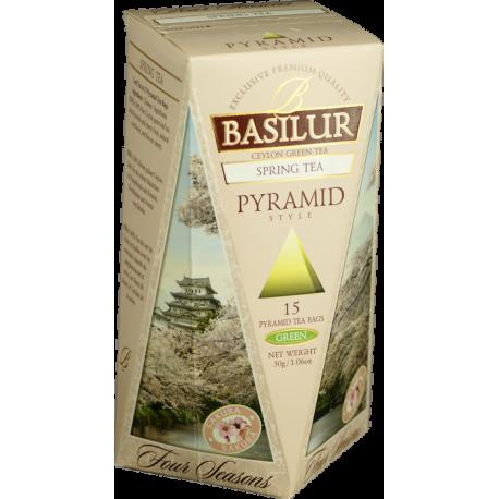 SPRING TEA - piramidki