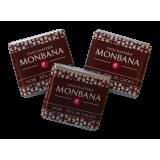 Monbana Czekoladka - Noir - 70% de cacao