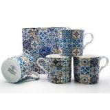 Kpl. 4 kubków - Azulejo