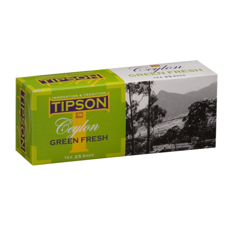 GREEN FRESH w saszetkach 25x1,5g
