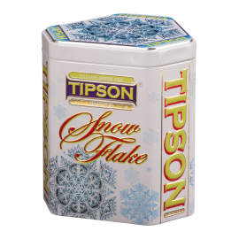 SNOW FLAKE WHITE w puszce 100g
