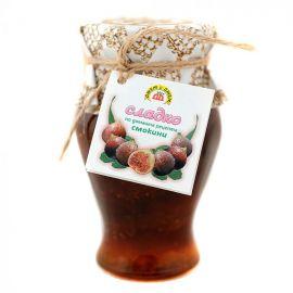 Konfitura z fig 60% owoców - 240 g - Jam and Jam