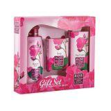 Rose Of Bulgaria - Zestaw kosmetyków z różą damasceńską dla kobiet