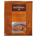 Monbana czekolada rozpuszczalna o smaku karmelowym - saszetka 25g