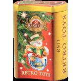 RETRO TOYS - RED puszka 75g
