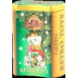 RETRO TOYS - GREEN puszka 75g