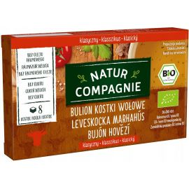 Natur Compagnie - bulion - kostki wołowe BIO - 96 g