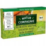 Natur Compagnie - bulion warzywny w kostkach BIO - 84 g