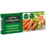 Natur Compagnie - bulion warzywny w kostkach BIO - 126 g