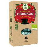 Dary Natury - ekologiczna herbata z kwiatu hibiskusa - 25x2,5 g