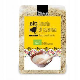 Gomasio - sól sezamowa - BIO Azja - 250 g
