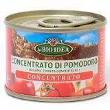 BIO IDEA - ekologiczny koncentrat pomidorowy - 70 g