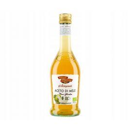Monari Federzoni - ekologiczny ocet jabłkowy niefiltrowany - 500 ml