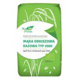 Bio Planet - ekologiczna mąka orkiszowa razowa typ 2000 - 500 g