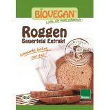BIOVEGAN - ekologiczny zakwas żytni do wypieku chleba - 30 g