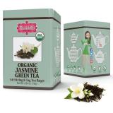 Brew La La - ORGANIC JASMINE GREEN TEA - w saszetkach 50 x 1,5 g
