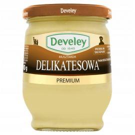Develey - Musztarda Delikatesowa Premium - 270 g