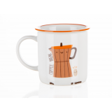 Kubek ceramiczny - COFFEE BREAK - 310 ml