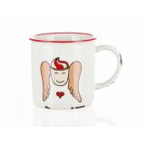 Kubek ceramiczny - COFFEE SPIRIT - 310 ml