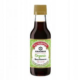 Kikkoman - ekologiczny sos sojowy - 150 ml