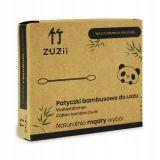 Zuzii - patycznki bambusowe do uszu - 100 sztuk