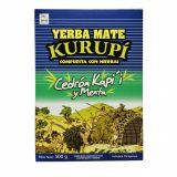 Kurupi - Yerba Mate Cedron Kapi'i y Menta - 500 g