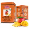 Brew La La - ORGANIC GINGER MANGO GREEN TEA - w saszetkach 50 x 1,5 g