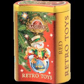 Gratis - RETRO TOYS - RED puszka 75g