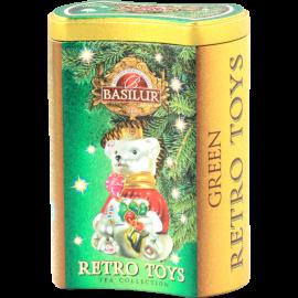 Gratis - RETRO TOYS - GREEN puszka 75g