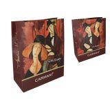 Torba prezentowa średnia - Modigliani - 26x32x12 cm