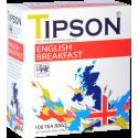 ENGLISH BREAKFAST w saszetkach 100x2g