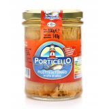 Porticello - Tuńczyk - filety z oliwie z oliwek - 190 g