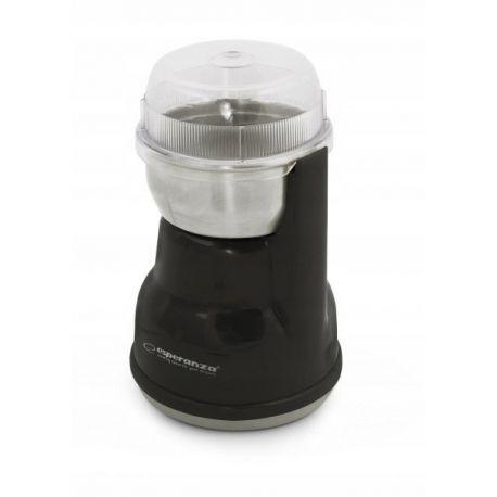 Elektryczny młynek do kawy i przypraw Lungo - ESPERANZA