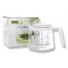 Dzbanek z opatentowanym systemem filtra rotacyjnego - DEYI TEA POT - 700 ml