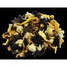 Żuraw i Malwa - zielona herbata z dodatkiem żurawiny i malwy - 50 g