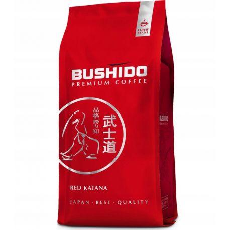 Bushido Premium Coffee - Red Katana - kawa ziarnista - 227 g