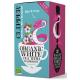 CLIPPER - EKOLOGICZNA biała herbata z maliną - 20 x 1,7 g