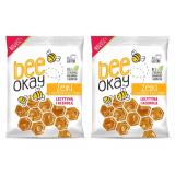 Bee Okay - bezglutenowe żelki z miodem pszczelim, lecytyną i acerolą - 80 g