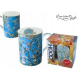 Porcelanowy kubek Classic New - Vincent van Gogh - Almond Blossom - 400 ml