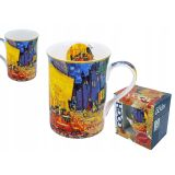 Porcelanowy kubek Classic New - Vincent van Gogh - Cafe Terrace At Night - 400 ml