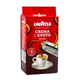 LAVAZZA Crema e Gusto Ricco - kawa mielona - 250 g