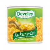 Develey - Kukurydza konserwowa 340 g