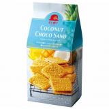 Japońskie markizy Kukkia Coconut Choco - 155 g