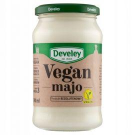 Develey - majonez wegański bezglutenowy - 390 ml