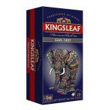 KINGSLEAF - Earl Grey - w saszetkach 25 x 2 g