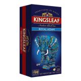 KINGSLEAF - Royal Assam - w saszetkach - 25 x 2 g