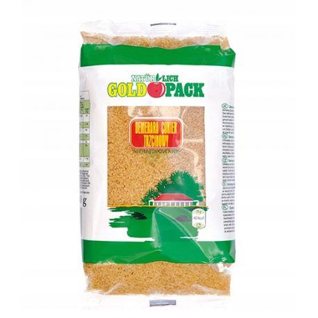 Nierafinowany cukier trzcinowy - Naturlich Goldpack - 500 g