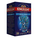KINGSLEAF - Royal Assam - w sasz. kopertowanych - 25 x 2 g
