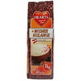 Hearts - Cappuccino Wiener Melange - kawa rozpuszczalna - 1000 g