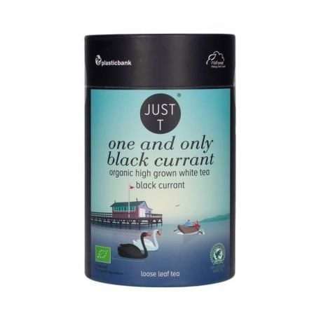 Just T - One and Only Black Currant - Herbata sypana - 80g